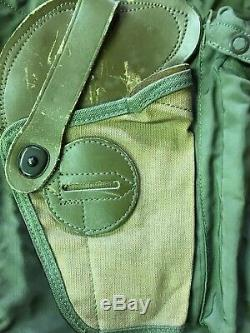 US Army Air Force Type C-1 Survival Sustenance Vest Jacket (Sears Roebuck)