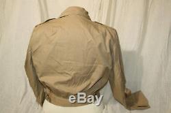 US Army Air Force issue K-1 Flight Nurse Women's jacket size 14 Ultra Rare