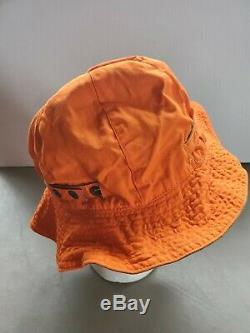 US Army USN Air Force Pilot Survival Sun Hat Reversible Boonie-(Vietnam)