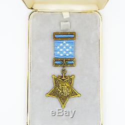 US ORDER BADGE WW1 WW2, Army, Navy, Air force, FULL SET OF MEDAL HONOR TOP RARE