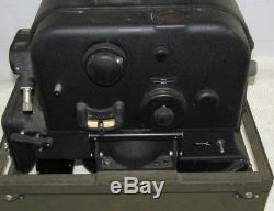 US WW2 Army Air Force Sperry S-1 Bombsight With Metal Base Not Modified to M-2