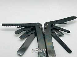 VICTORINOX SPIRIT Black Oxide DAK Dutch military the Army, Air FORCE NEW OVP