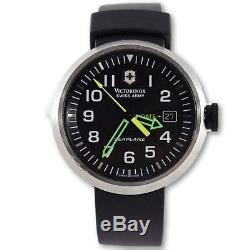 Victorinox Swiss Army Men's SeaPlane Air Force RARE Watch V. 25582.1