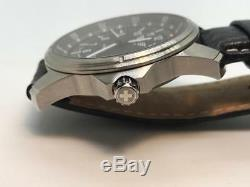 Victorinox Swiss Army Mens Automatic Chronograph Swiss Air Force Watch Date