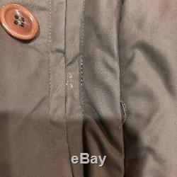 Vintage B-11 1943 WW2 US Army Air Force Alpaca Lined Parka Coat Jacket Size 38