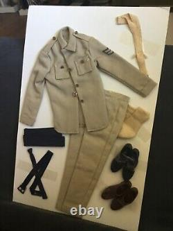 Vintage Barbie 1963 Ken Fashion Army Air Force MINT Almost complete