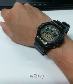 Vintage G-Shock DW-5950 Airforce Pilot'94 Winter Premium Metallic Black Limited