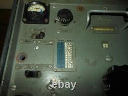 WW II German Army Air Force TORN EB RADIO RECEIVER NICE