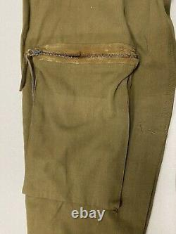 WW2 Army Air Force Fligtsuit Uniform Coveralls Pilot Corps