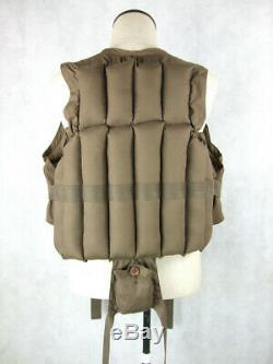 WW2 Japanese Army IJA Airforce Flight Life Jacket Vest