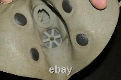 WW2 US AAF Army Air Force A-10 Demand Oxygen Mask 4-43 Dated & Nice Original