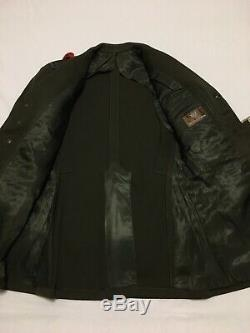WW2 US Army 9th Air Force USAAF Officers Uniform Jacket Medals Fourragere 38s