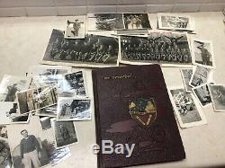 WW2 US Army Air Force 384th Bomb Group Unit History WithExtra Photos