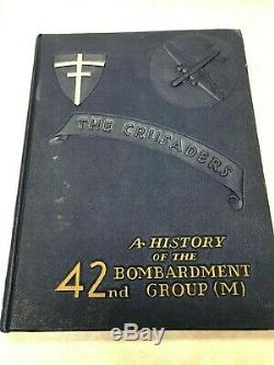 WW2 US Army Air Force 42nd Bomb Group Unit History