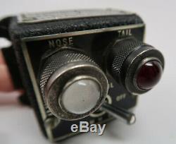 WW2 US Army Air Force Corp USAAF B61 Black Widow fighter 20mm gun control switch