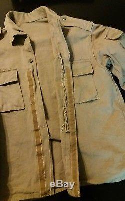 WW2 US Army Air Force Corporal Uniform Shirt Pants Jacket Crusher Armament Skill
