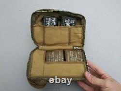 WW2 US Army Air Force/Navy/MC Aeronautic First Aid Kit Loaded Mint