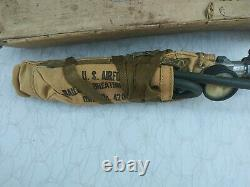 WW2 US Army Air Force Type H-1 Bail-out Bottle MFG Ohio Chem. NOS