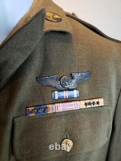 WWII 10th Army Air Force CBI Flight Jacket Grouping