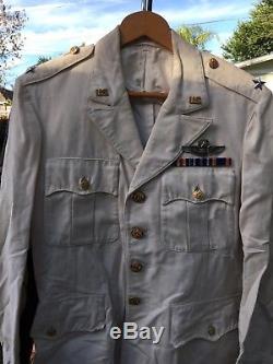 WWII Army Air Force Brigadier Generals Uniform
