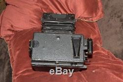 WWII Army Air Force USAAF CameraType C-3 Graflex Speed Graphic 4X5 no reserve