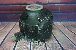 WWII Norden Bomb-sight GYRO Type M7 U. S. Army Air Forces Data Placard Excellent