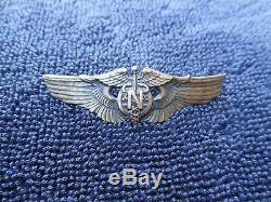 WWII US ARMY AIR FORCE AAF Flight Nurse Wing