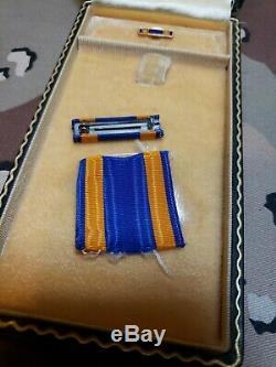 WWII US Army Air Force Named Air Medal