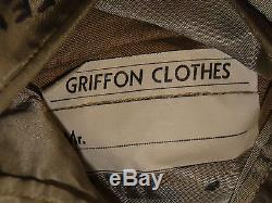 WWII US Army Air Force Summer Officer Uniform Boolean CBI Patch (17558)