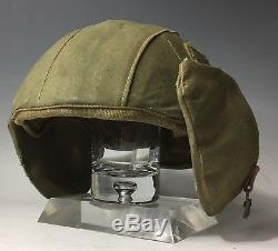 WWII USAAF Army Air Force M4A2 Flak Helmet WW2