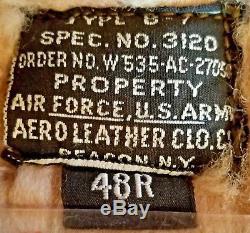 World War II US Army Airforce Parka