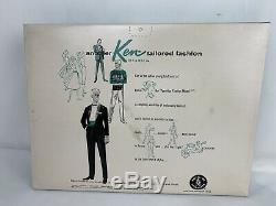 1963-1965 Ken Outfit # 797 Armée Et La Force Aérienne, Uniforme Barbie Petit Ami Nrfp Nouveau