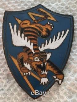 23e Groupe De Combattants 14e Armée De L'air Insigne De La Deuxième Guerre Mondiale Insigne Dui Ww2 Armée Originale Des États-unis