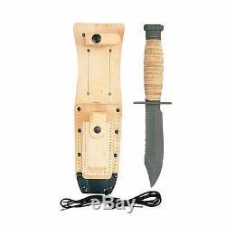 3278 Couteau De Survie Pilote Rothco Gi Et Problème De L'armée De L'air Et De L'armée De Terre
