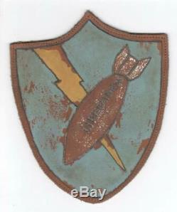5-1 / 2 2e Guerre Mondiale Armée Américaine Us 761th Bomb Group 15e Correctif De La Force Aérienne Inv # L034