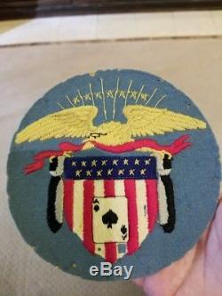 8ème. 787th, Squadron Original De La Seconde Guerre Mondiale