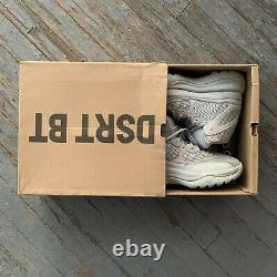 Adidas Yeezy Desert Boot Salt Grey Fv5677 Taille 8 Yzy Dsrt Bt Mens