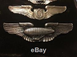 Ailes De Pilote De Dirigeable De L'armée De L'air Américaine Ww2 Par Pasquali Co