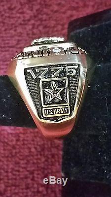 Anneau D'armée Des États-unis, Usmc Et Marine, Armée, Force Aérienne, Anneaux De Garde Nationale