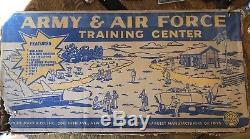 Années 1950 Marx U. S. Army & Air Force Centre De Formation