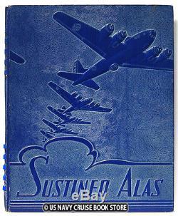 Annuaire De Commandement De L'instruction Technique Des Écoles De Chicago Ww II 1943