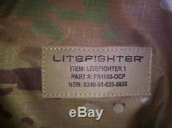 Armée Américaine Litefighter 1 Tente Multicam Ocp Camouflage Des Bois Army Air Force