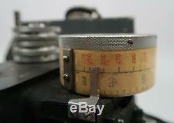 Armée De L'air De La Seconde Guerre Mondiale Corp Norden Bombsight Cp-17 / Apa-46 Radar Taux Fin Ordinateur