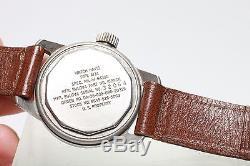 Armée De L'air De La Seconde Guerre Mondiale Us Bulova Navigator Watch