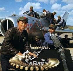 Armée De La Libération Populaire Chinoise Armée De L'air Pilot / Bomber Jacket Sz. XL 54 (us 44)
