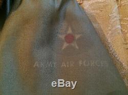 Blouson Aviateur B15-a De L'armée De L'air De La Seconde Guerre Mondiale