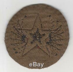 Bullion Britannique Made Ww 2 Army Air Forces Russe Ferry Command Patch Inv # R821