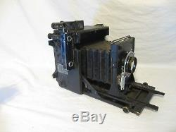 Caméra Graflex 4x5 Wwii Us Air Force C-3 Au Sol