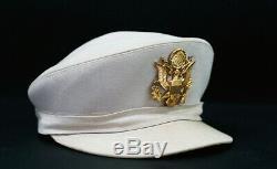 Casquette D'infirmière De Vol Ww2, Été, Armée De L'air, Attribué