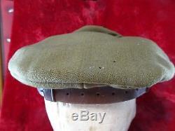 Chapeau De Broyeur De L'armée De L'air De L'armée Des États-unis De La Seconde Guerre Mondiale